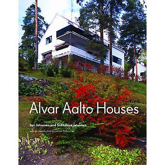 Alvar Aalto Houses by Jari Jetsonen - 9781616890810 Book