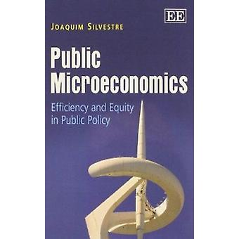 Public Microeconomics - Efficiency and Equity in Public Policy by Joaq