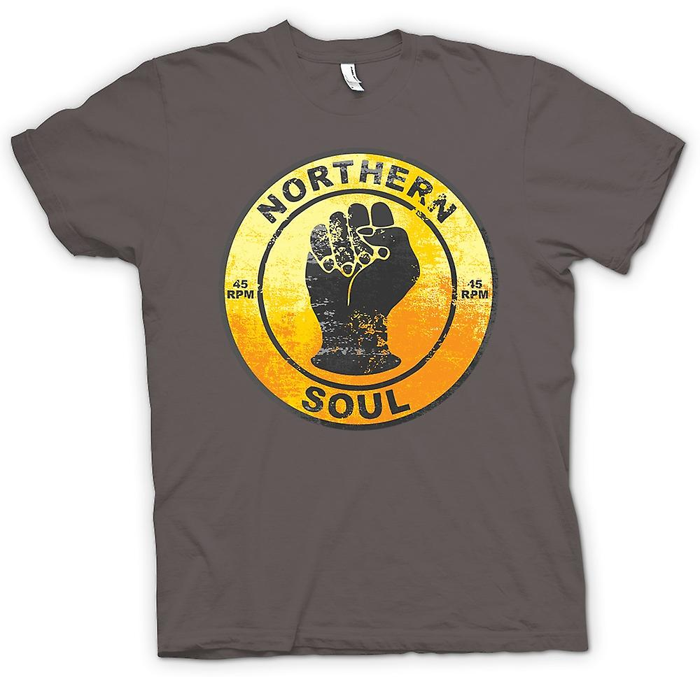 Womens T-shirt - Northern Soul - Vinyl muziek