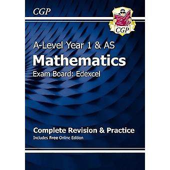 Neue A-Level Mathematik für Edexcel - Jahr 1 & als Totalrevision & Praxis