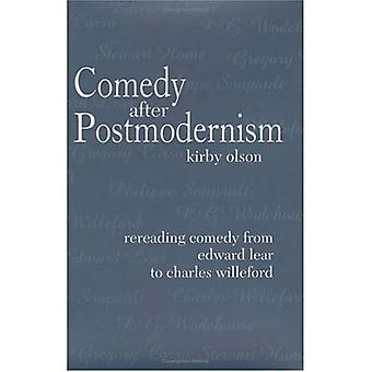 Comedy after Postmodernism: Rereading Comedy from Edward Lear to Charles Willeford