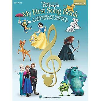 Disneys min första sångbok: volym 5 (lätt Piano) (Disneys första sångbok)