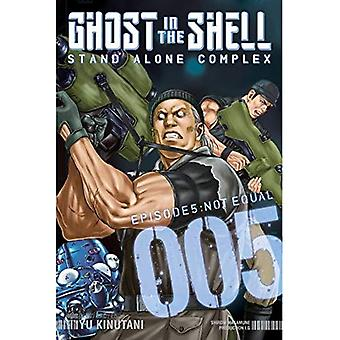 Ghost in the Shell: Stand Alone Complex 5 (Ghost in the Shell: Stand Alone Complex (Kodansha))