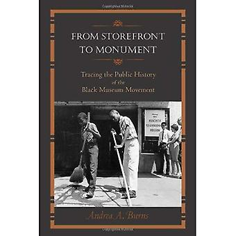 From Storefront to Monument: Tracing the Public History of the Black Museum Movement (Public History in Historical...