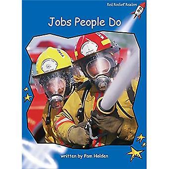 Jobs People Do (Red Rocket Readers)