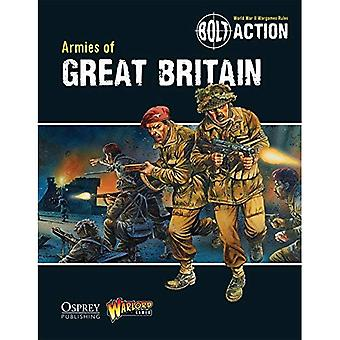 Armies of Great Britain (Bolt Action)