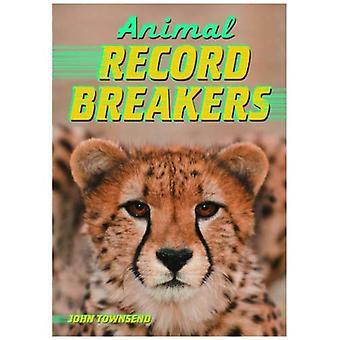 Djur Record Breakers (Wow! Fakta (Bl))