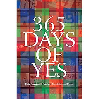 365 Days of Yes: Daily Prayers and Readings for a Missional Church (Church Missionary Society)