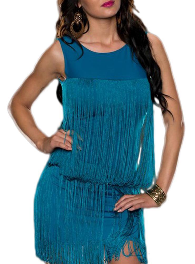 Waooh - kort kjole med frynser Éson
