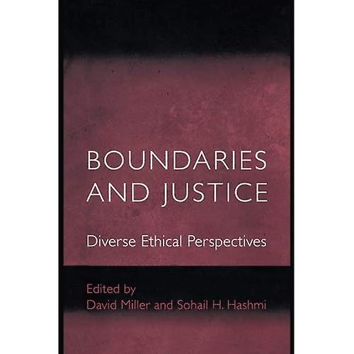Boundaries and Justice  Diverse Ethical Perspectives (Ethikon Series in Comparative Ethics)