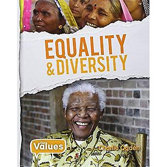 Gleichstellung und Vielfalt (unsere Werte - Ebene 3)