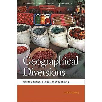 Geografischen Umleitungen tibetischen globalen Handelsgeschäfte von Harris & Tina