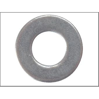 Forgefix Flat Washer Form B Zp M4 Blister 60