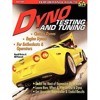 Dyno Testing and Tuning by Bettes & Harold