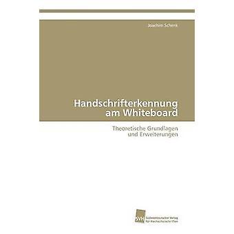 Handschrifterkennung am Whiteboard by Schenk Joachim