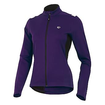 Pearl Izumi Blackberry Sugar Thermal Womens Long Sleeved Cycling Jersey