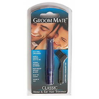 Groom Mate Classic Ear and Nose/ Nasal Hair Trimmer