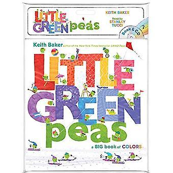 Little Green Peas: Book & CD (The Peas Series)