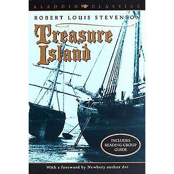 Treasure Island by Robert Louis Stevenson - 9780689832123 Book
