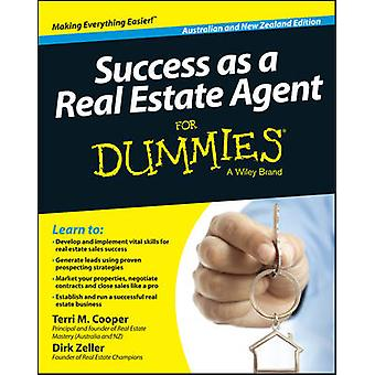 Success as a Real Estate Agent For Dummies (Australian & New Zealand