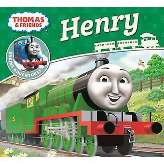 Thomas & Friends-Henry-9781405279772 bok