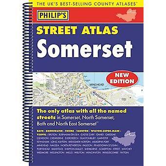 Philip es Street Atlas Somerset-9781849074278 Buch