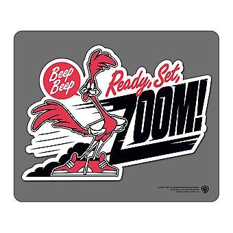 Looney Tunes Mouse tapis Pad Road Runner bip bip nouveau fonctionnaire