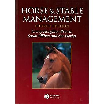 Horse and Stable Management by Alan Dennis