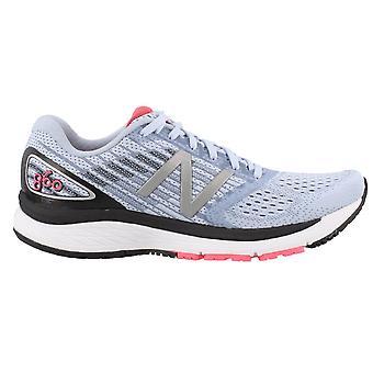 Новый баланс 860v9 женщин B Ширина (стандартная) Дорожная беговая обувь с поддержкой Ice Blue