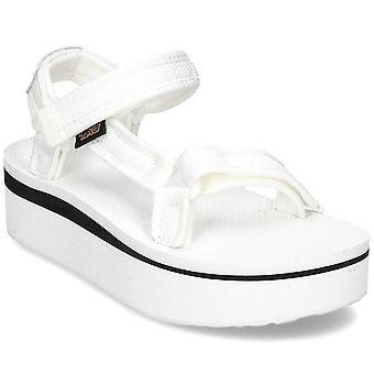 Teva Flatform Universal 1102451BRWH   women shoes