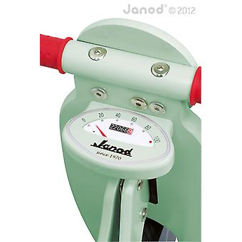 JANOD en bois balance bike-Scooter Mint-