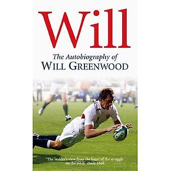 Voluntad: La autobiografía de Will Greenwood
