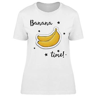 Banana Time Tee Women's -Image by Shutterstock