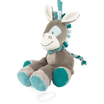 Nattou Musical Horse (Toys , Preschool , Dolls And Soft Toys)