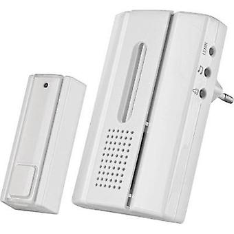 Trust 71085 Wireless door bell kit Max. range (open field) 30 m ACDB-7000AC