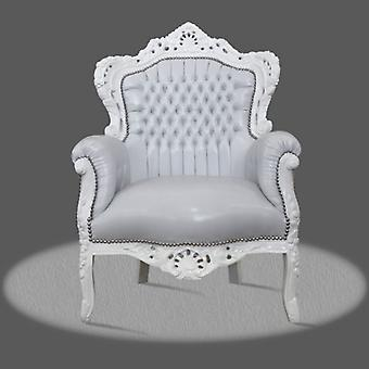 baroque armchair carved louis pre victorian antique style rococo NkCh0500WeSkWe