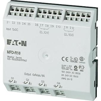 SPS add-on module Eaton MFD-R16 265254 24 Vdc