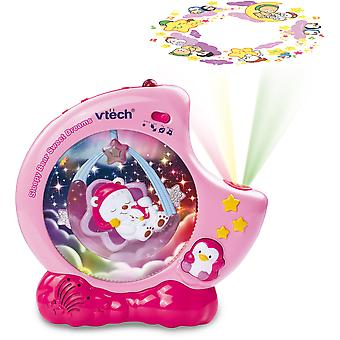 Vtech Sleepy Bear Sweet Dreams Pink