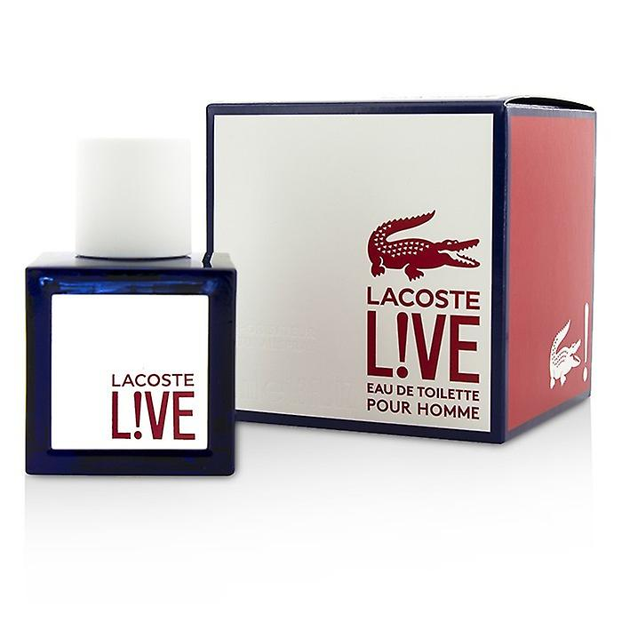 Lacoste Live Eau De Toilette Spray 40ml/1.3oz