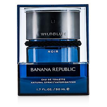 Banana Republic Wildblue Noir Eau De Toilette Spray 50ml/1.7oz