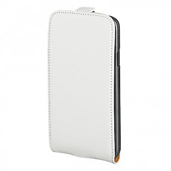 HAMA Mobile bag Flip-Front iPhone6 Leather White