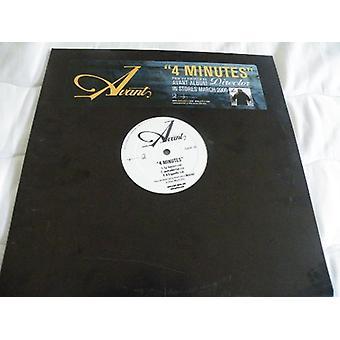 Avant - 4 Minutes [Vinyl] USA import
