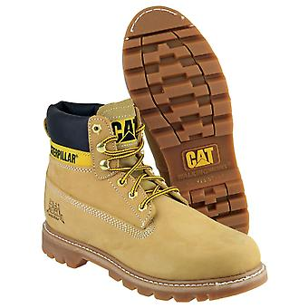 Caterpillar Unisex Colorado Boots Cambrelle Lining Leather Rubber Lace Up Shoes