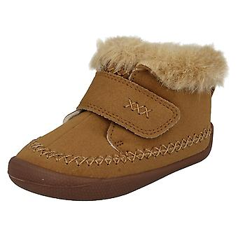 Baby Boys Clarks Slipper Stiefel Shilo Joe