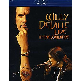 Willy Deville - Live in the Lowlands [BLU-RAY] USA import