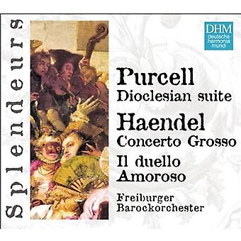 H. Purcell - Purcell: Dioclesian Suite; Handel: Concerto Grosso; Il Duello Amoroso [CD] USA import