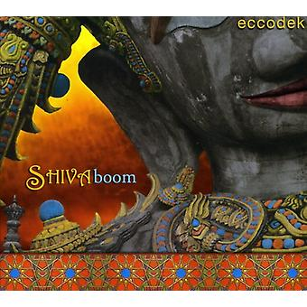 Eccodek - Shivaboom [CD] USA importerer