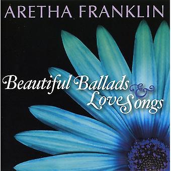 Aretha Franklin - mooie Ballads & Love Songs [CD] USA import