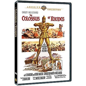 Colossus of Rhodes [DVD] USA import