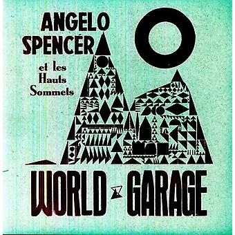 Angelo Spencer - verden Garage [Vinyl] USA import
